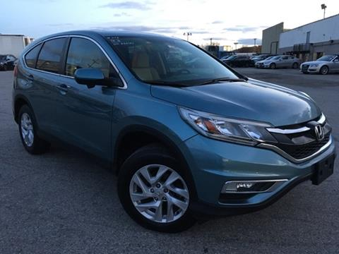 2016 Honda CR-V for sale in Richmond Hill, NY