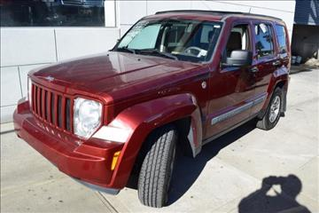 2008 Jeep Liberty for sale in Richmond Hill, NY