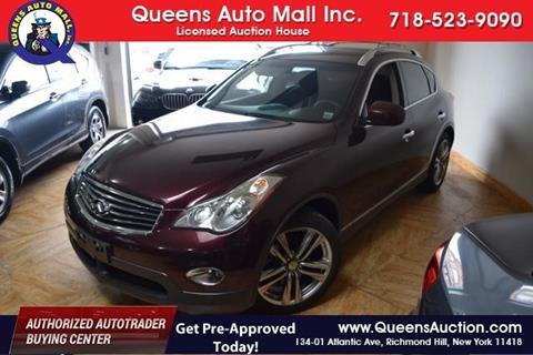 2011 Infiniti EX35 for sale in Richmond Hill, NY