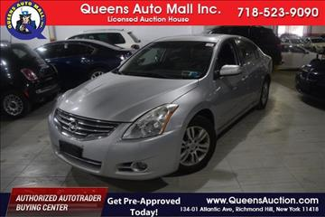 2011 Nissan Altima for sale in Richmond Hill, NY