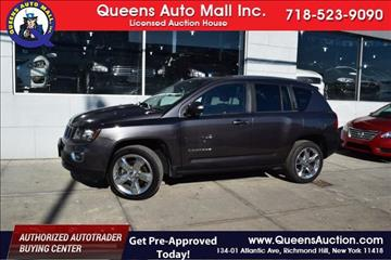 2014 Jeep Compass for sale in Richmond Hill, NY
