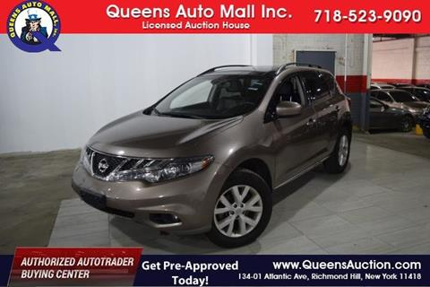 2012 Nissan Murano for sale in Richmond Hill, NY