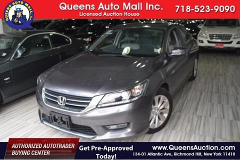 2014 Honda Accord for sale in Richmond Hill, NY