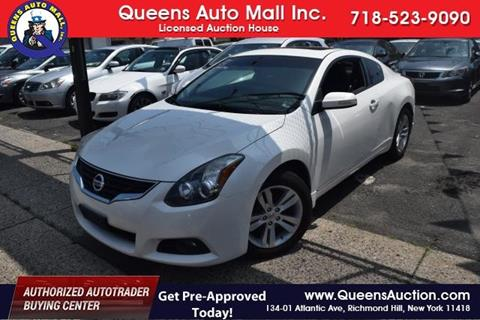 2010 Nissan Altima for sale in Richmond Hill, NY