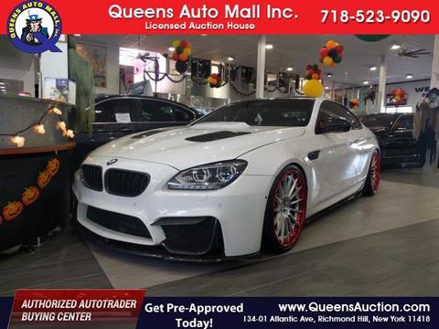 2014 BMW M6 for sale in Richmond Hill, NY