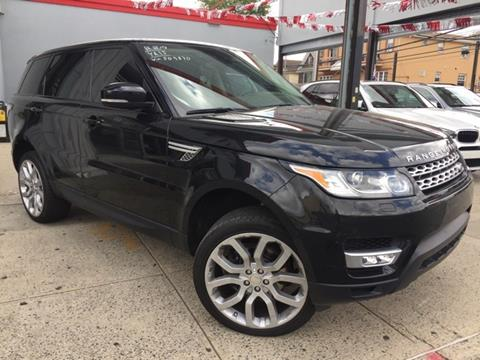 2015 Land Rover Range Rover Sport for sale in Richmond Hill, NY