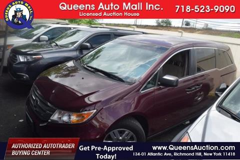 2013 Honda Odyssey for sale in Richmond Hill, NY