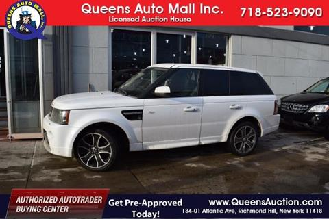 2013 Land Rover Range Rover Sport for sale in Richmond Hill, NY