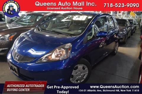2013 Honda Fit for sale in Richmond Hill, NY