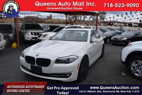 2013 BMW 5 Series for sale in Richmond Hill, NY