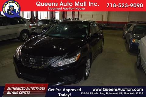 2016 Nissan Altima for sale in Richmond Hill, NY