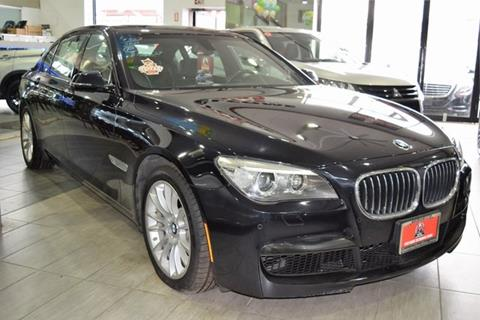 2014 BMW 7 Series for sale in Richmond Hill, NY