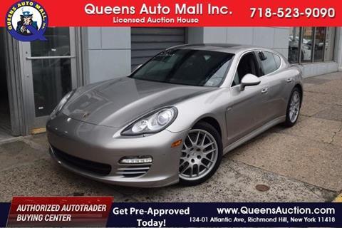 2010 Porsche Panamera for sale in Richmond Hill, NY