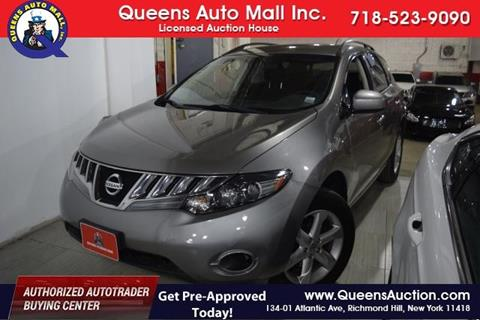 2009 Nissan Murano for sale in Richmond Hill, NY