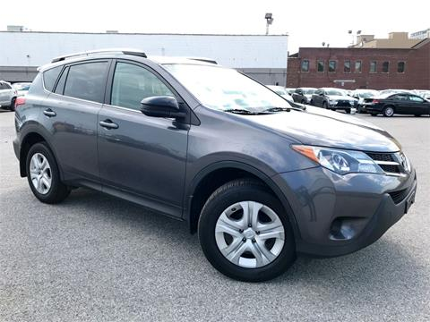 2015 Toyota RAV4 for sale in Richmond Hill, NY
