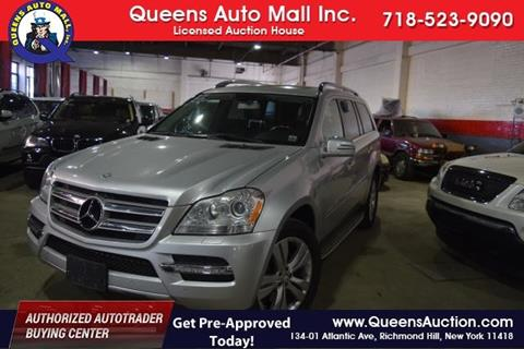 2011 Mercedes-Benz GL-Class for sale in Richmond Hill, NY