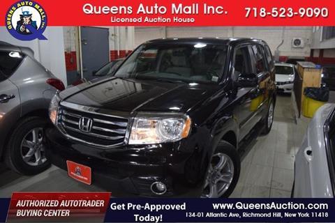 2012 Honda Pilot for sale in Richmond Hill, NY