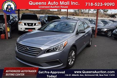 2016 Hyundai Sonata for sale in Richmond Hill, NY