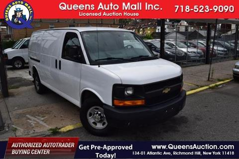 2013 Chevrolet Express Cargo for sale in Richmond Hill, NY
