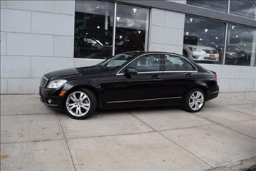 2011 Mercedes-Benz C-Class for sale in Richmond Hill, NY
