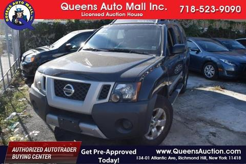 2011 Nissan Xterra for sale in Richmond Hill, NY