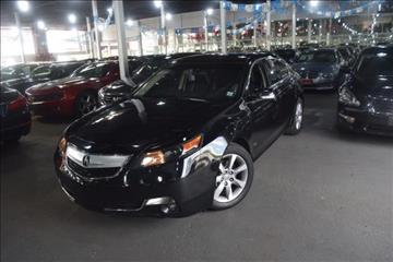 2013 Acura TL for sale in Richmond Hill, NY