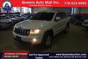 2012 Jeep Grand Cherokee for sale in Richmond Hill, NY