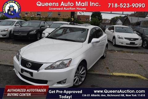 2009 Lexus IS 250 for sale in Richmond Hill, NY