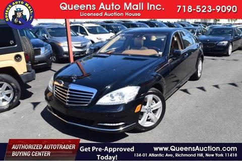 2011 Mercedes-Benz S-Class for sale in Richmond Hill, NY