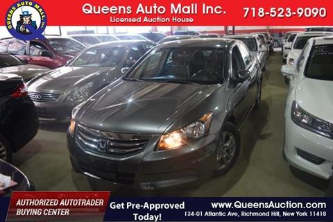 2011 Honda Accord for sale in Richmond Hill, NY