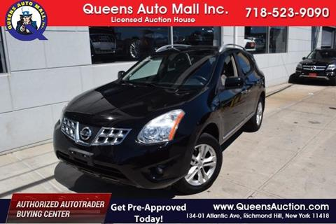 2012 Nissan Rogue for sale in Richmond Hill, NY
