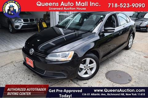 2013 Volkswagen Jetta for sale in Richmond Hill, NY