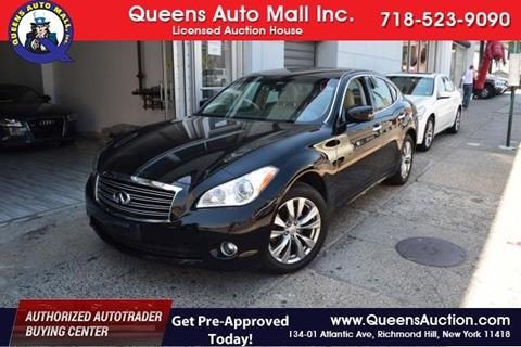 2013 Infiniti M37 for sale in Richmond Hill, NY