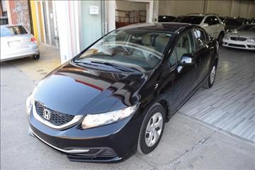 2013 Honda Civic for sale in Richmond Hill, NY