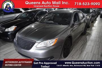 2013 Chrysler 200 for sale in Richmond Hill, NY