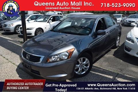 2009 Honda Accord for sale in Richmond Hill, NY
