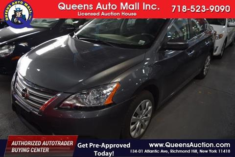 2015 Nissan Sentra for sale in Richmond Hill, NY