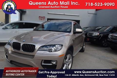 2014 BMW X6 for sale in Richmond Hill, NY