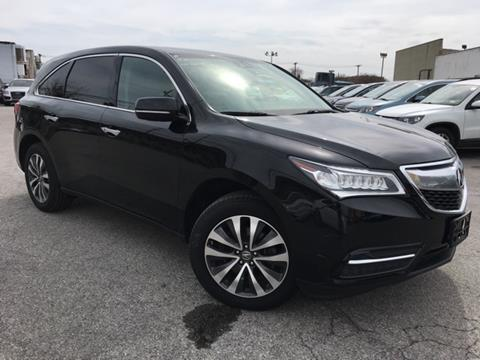 2015 Acura Mdx For Sale >> Used Acura Mdx For Sale In Richmond Hill Ny Carsforsale Com