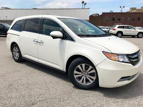 2016 Honda Odyssey for sale in Richmond Hill, NY