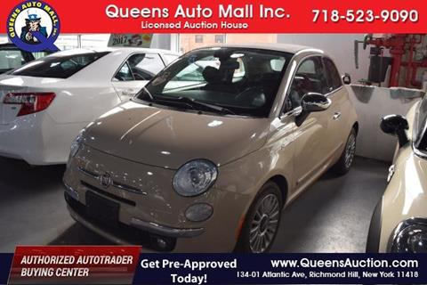 2012 FIAT 500c for sale in Richmond Hill, NY