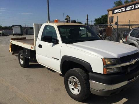 2004 Chevy SILVERADO 2500HD for sale in Lincoln, NE