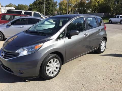 2016 Nissan Versa Note for sale in Lincoln, NE