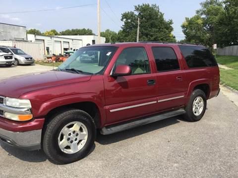 2005 Chevrolet Suburban for sale in Lincoln, NE