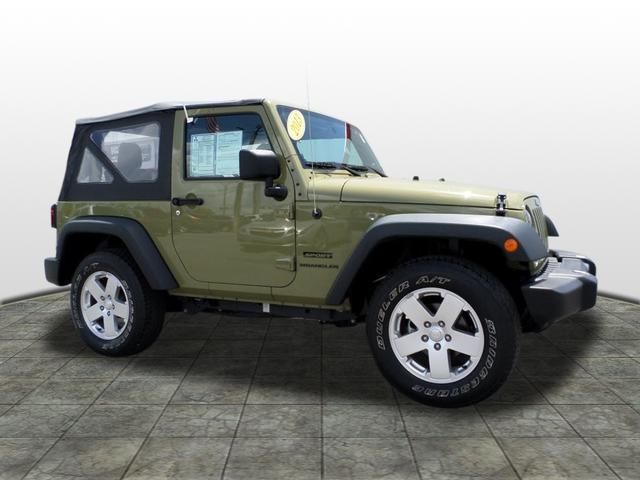 2013 Jeep Wrangler for sale in North Palm Beach FL