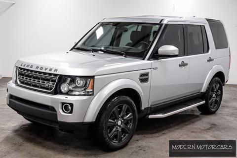 2016 Land Rover LR4 for sale in Nixa, MO