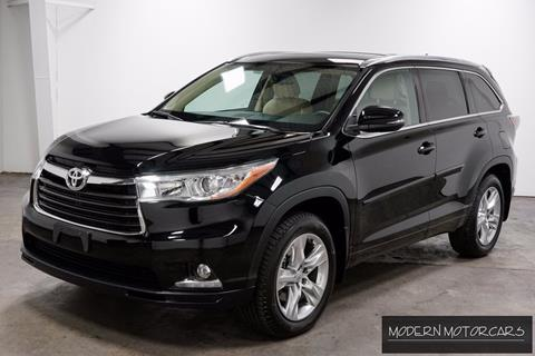 2014 Toyota Highlander for sale in Nixa, MO