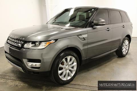 2015 Land Rover Range Rover Sport for sale in Nixa, MO