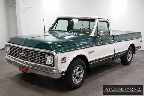 1972 Chevrolet C/K 20 Series for sale in Nixa, MO