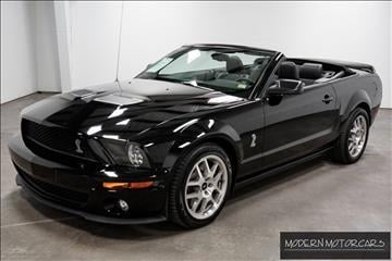 2008 Ford Shelby GT500 for sale in Nixa, MO